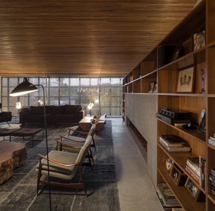 Luxury House Interior Design in Brazil