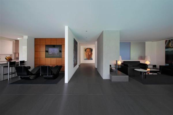 Luxury interior design of a villa - Minimalist Design by Bruno Klauser