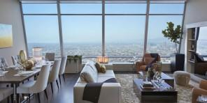 Luxury Los Angeles Penthouse in Ritz-Carlton Residences