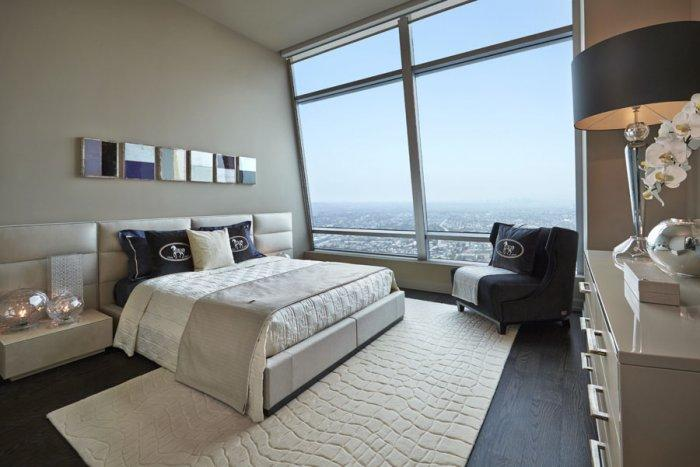 Luxury los angeles penthouse in ritz carlton residences - Interior design school los angeles ...