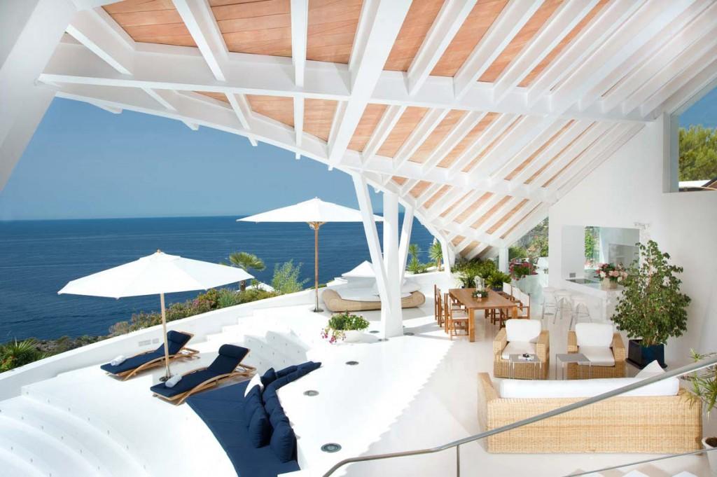 Extremely luxury Mediterranean villa in Mallorca, Spain