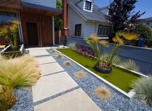 9 Garden Design Ideas, Tips And Examples For 2013 | Founterior