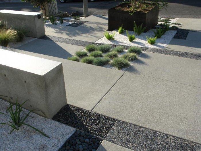 Minimalist Garden Design Ideas For Trendy Homes Founterior