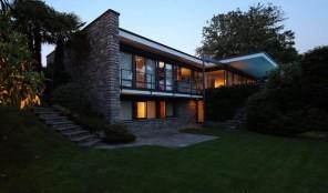 Minimalist Luxury Swiss Villa by Bruno Klauser