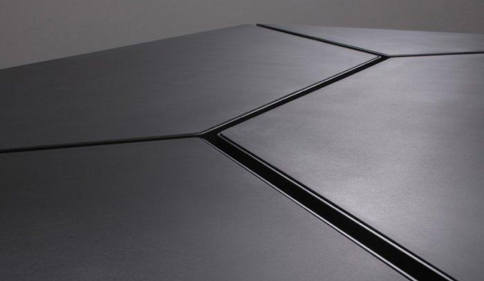 Minimalist Office Table Design - The Segment Table by Box ...