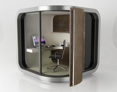 OfficePOD home backyard office - 7 Contemporary Ideas