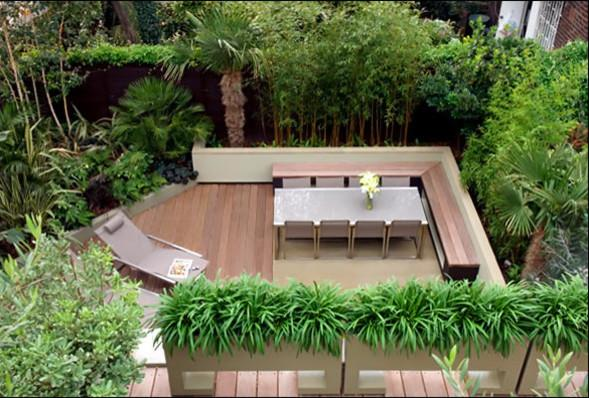 small garden design ideas for trendy homes - Garden Design Ideas