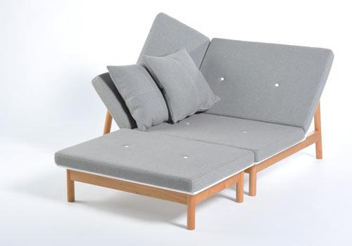 Soft and comfortable sofa design - Exciting and Creative Sitting Furniture Design Examples