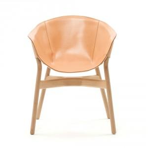 Stylish and elegant contemporary chair design by DING3000
