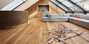 The Contemporary Design of a Three Story Building
