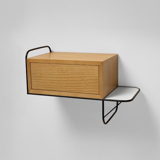 Unique wall shelf design - Creative Natural Collection by Alexandra Gonçalves