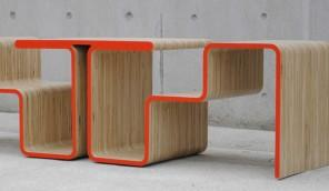 Twofold Bench Design by After Architecture - A Home/Street Seat