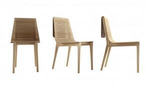 Creative Wooden Chair Design by Noé Duchaufour-Lawrance