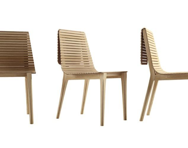 Creative Wooden Chair Design by Noé Duchaufour-Lawrance