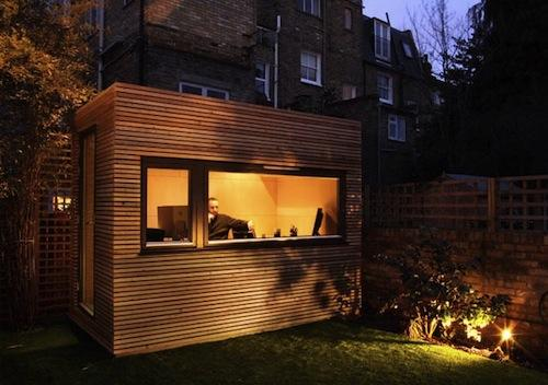WorkPod home backyard office by Ecospace - 7 Contemporary Ideas