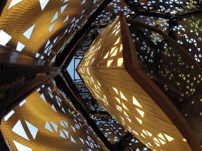 Hive City - Elevator B: An Urban Bee Habitat - Inside2013 Competition Award Winners