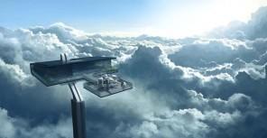 """Futuristic Concept of Earth Living in """"Oblivion"""""""