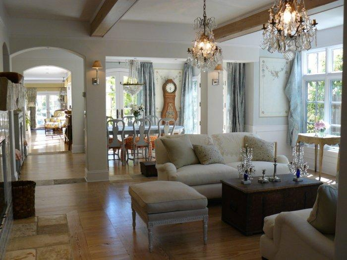 Gustavian house design and furniture- Ideas and Examples