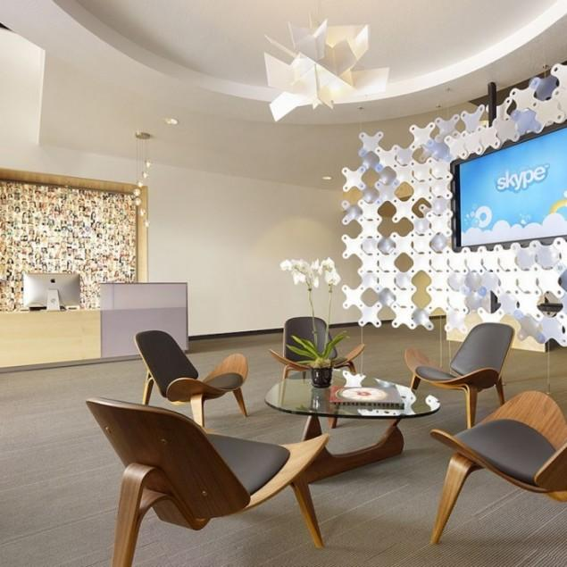 Skype HQ's Modern Office in California - by Design Blitz