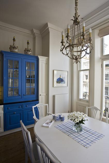 Swedish cozy dining room interior design - Ideas and Examples