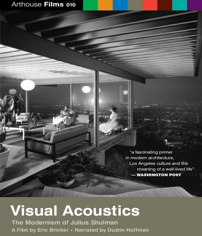 """Visual Acoustics – The modernism of Julius Shulman - Concept of Earth Living in """"Oblivion"""""""