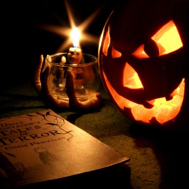 Spooky Halloween Ideas for Scary Interior Decorations