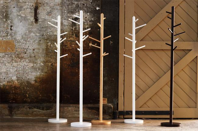 Koskela's 'Twiggy' design for coat rack - Decorative Ideas for Small Apartments