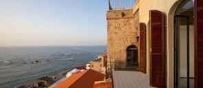 Spectacular Ancient Seaside Penthouse in Tel Aviv