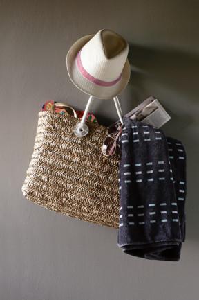 Beach stuff storage basket - Fresh Home Decorating Ideas