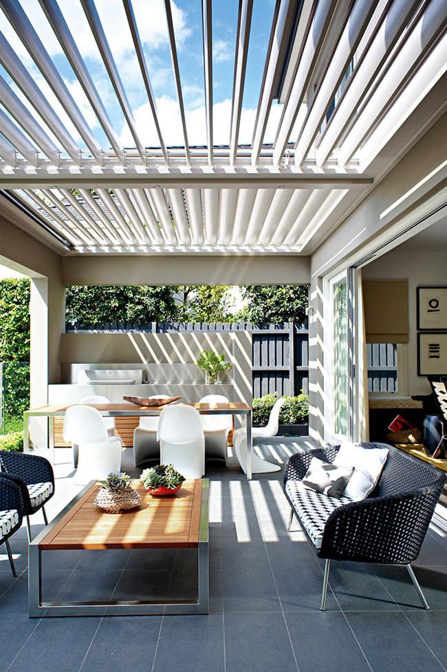 Contemporary patio furniture -8 Interesting Decoration Ideas