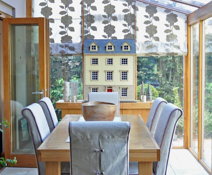 Dinning room with dollhouse - Fresh Home Decorating Ideas