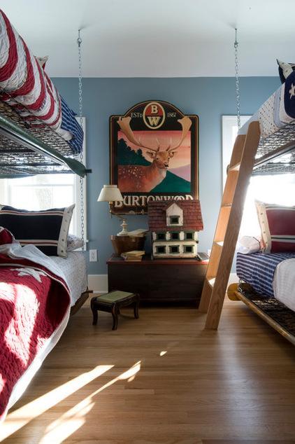 Dollhouse decorating American style interior - Fresh Home Ideas