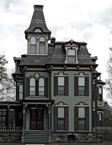 gothic victorian house plans 6 styles of victorian house architecture with exles founterior 8813