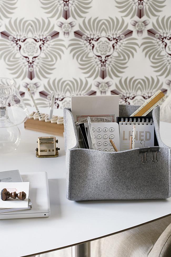 Home office stuff storage basket - Fresh Home Decorating Ideas