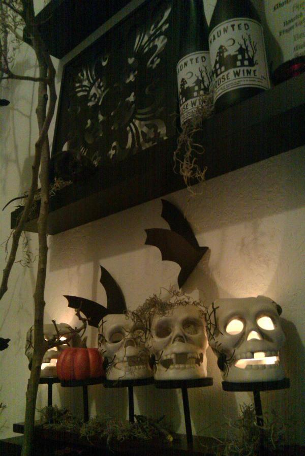 Spooky halloween ideas for scary interior decorations Scary halloween decorating ideas inside