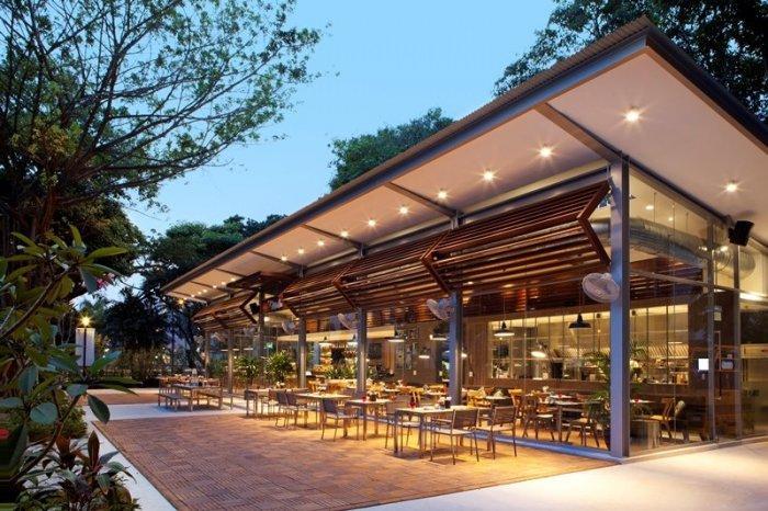 The Friendly and Cozy Café Melba by Designphase dba