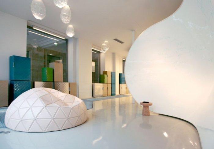 Small Office Interior Design in Paris