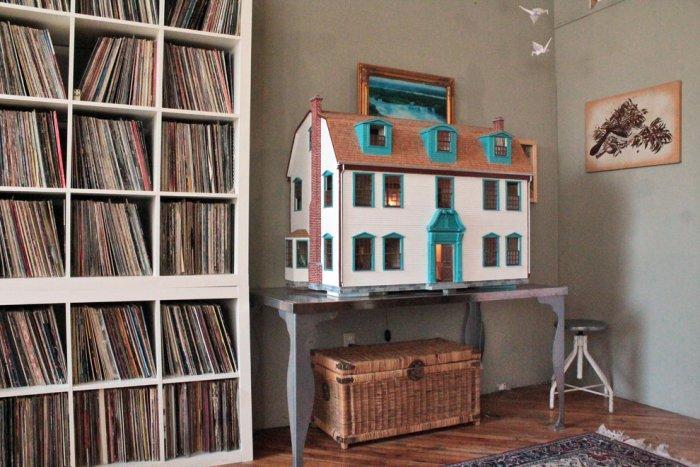 Fresh Home Decorating Ideas The Dollhouses Founterior