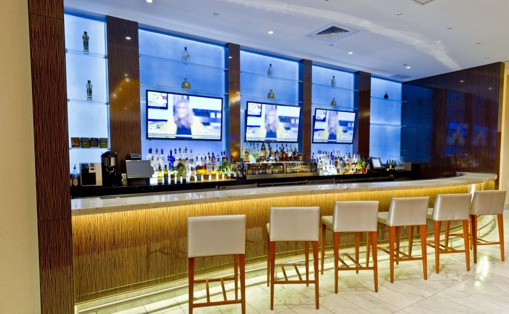 Bar Area - Seneca Niagara Casino Renovations by SOSH Architects