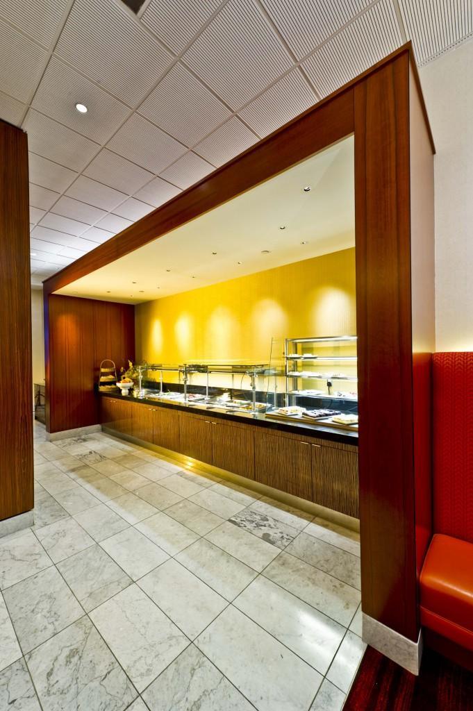 Chairman's Buffet - Seneca Niagara Casino Renovations by SOSH Architects