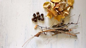 9 Easy DIY Decorating Ideas with Autumn Leaves