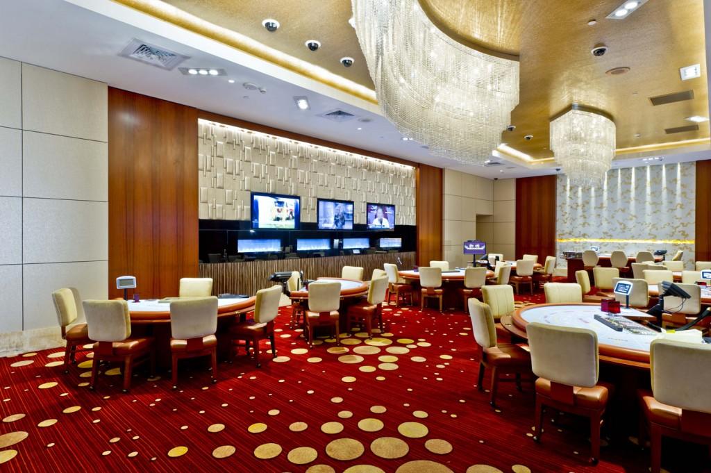 High Limit Tables - Seneca Niagara Casino Renovations by SOSH Architects