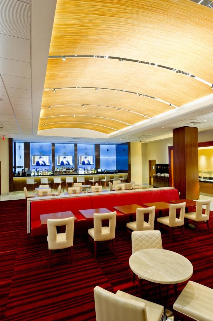 Lounge Bar - Seneca Niagara Casino Renovations by SOSH Architects