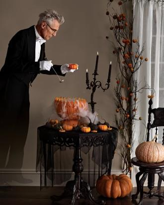 Punch Bowl Prop How-To - 34 Ideas for Halloween Table Decorations - How To