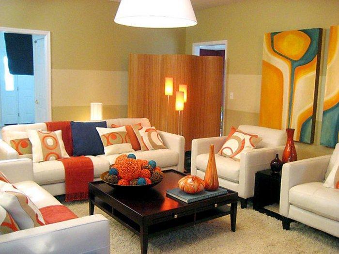 Classic bedroom interior design in neutral colors - Latest Autumn/Winter 2013 Trends