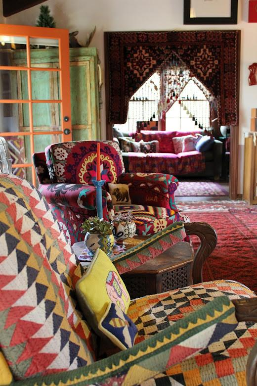 Fantastic Los Angeles eclectic home - The Best Homes for 2013
