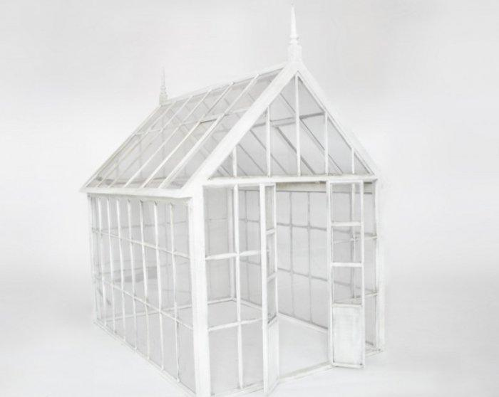 Garden greenhouse for tea parties - 20 Totally Extravagant Fantasy Home Furniture Pieces