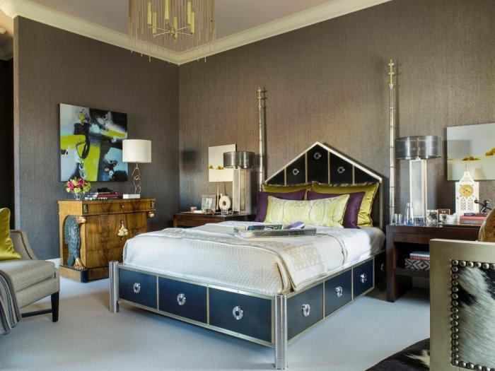Hand crafted creative modern bed - The bedroom furniture of you dreams