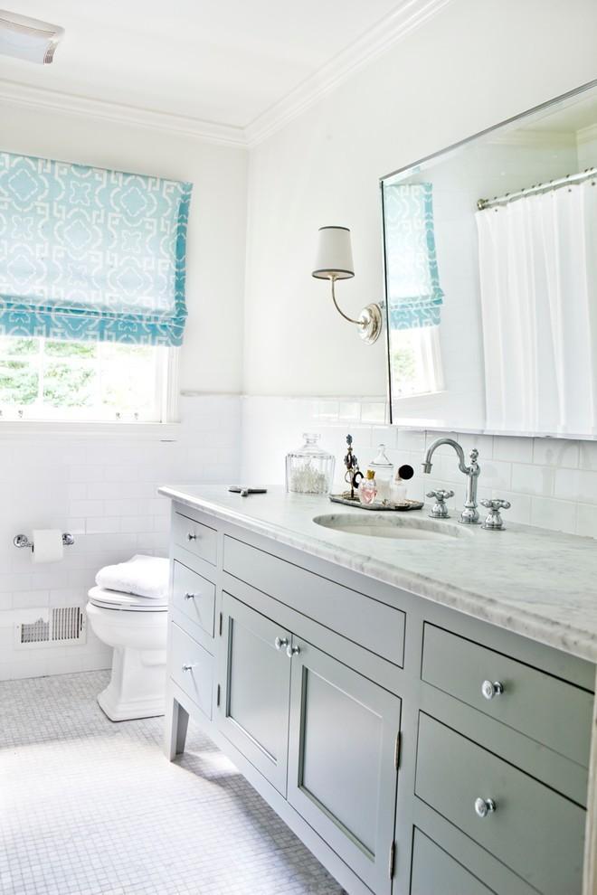 Modern white bathroom vanity - Bathroom Remodeling Ideas