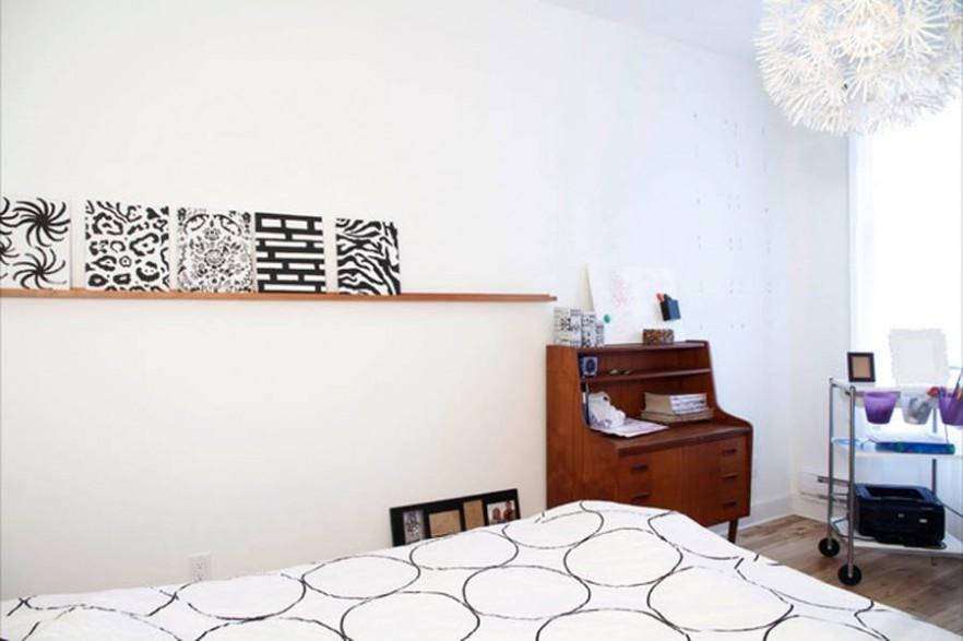Living in a Romantic Eclectic Apartment Interior Design